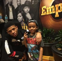 Met This Cool Lil Younging ATL Turn Up #Empire