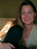 Artist Jacquelyn Bischak, born 1961 in Ann Arbor (Michigan), USA