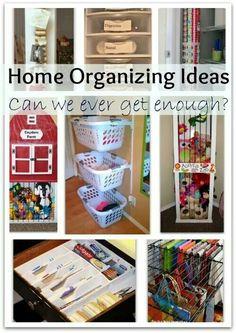 organizing ideas, organ organ, organ chao, nice idea, home organization