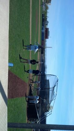 Spring training in the Frontier League.  Go Aviators!