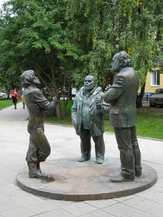 Екатеринбург. Горожане-Разговор