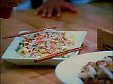 Picture of Thai Chicken and Glass Noodle Salad with Spicy Dressing Recipe - minus the chicken