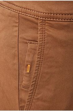 Regular-fit chinos in brushed stretch cotton Men Trousers, Mens Trousers Casual, Tactical Clothing, Denim Jeans Men, Personalized T Shirts, Pocket Detail, Mens Fashion, Fashion Menswear, Colorful Shirts