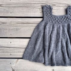 """1,369 Likes, 33 Comments - KNITTING FOR OLIVE (@knittingforolive) on Instagram: """"A dress... Without sleeves for warm summer days. #patterninthemaking #knitting #knitteddress…"""""""