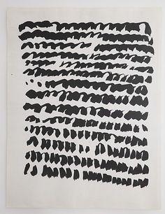 Pierrette Bloch, Ohne Titel / Untitled
