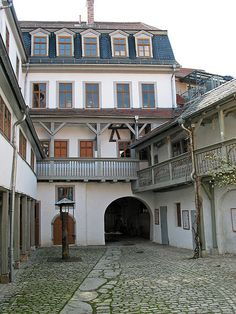 Kirms-Krackow-Haus, Innenhof