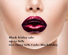 Black Friday Sale Coming Soon - Up to 80% on the entire Collections. Get an Extra 20% Discount using this code: Blackfriday Sale Starts from 25th - 28th November. Enjoy your shopping www.Beautyincharge.com