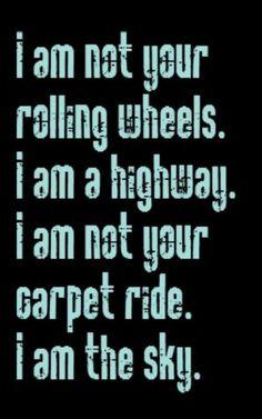 Audioslave - I Am the Highway Lyrics | SongMeanings