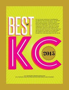Best of KC 2015 - 435 Magazine - August 2015