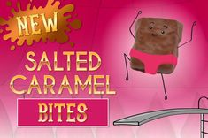 Dive into salted caramel goodness… Well, meet your new favourite duo… salt and caramel in our irresistible new product, Salted Caramel Bites! The perfect flavour combo. Cambridge Weight Plan, Weight Loss Journey, Get One, New Product, Caramel, Salt, How To Plan, Products, Sticky Toffee