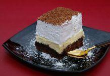 """Cea mai buna prajitura. Fara coacere si cu ingrediente putine, aceasta prajitura """"MINUNE"""" se face imediat Nutella, Biscuit, Cheesecake, Mai, Desserts, Sweet, Birthday, Tailgate Desserts, Deserts"""