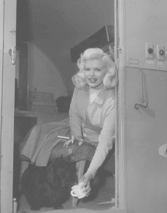 Acrtress Jayne Mansfield, photographed in 1957. (The Times-Picayune archive)