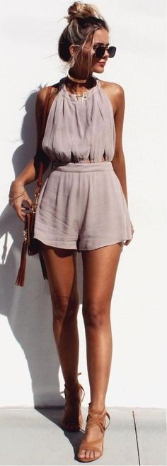 9170267c973e 40 Flawless Summer Outfit Ideas For Warm Weather