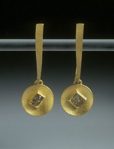 Jean Scott-Moncrieff - Earrings