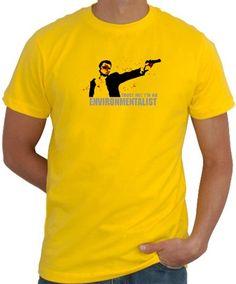Trust Me! I'm An Environmentalist T-Shirt