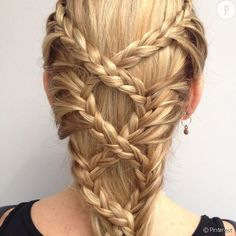 Twisted Edge Fishtail Braid Hair Tutorial   Princess Hairstyles     Braids are perfect for little girls