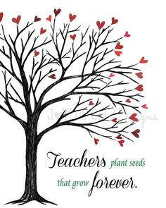 Teacher Signs Discover Teacher Touches Heart Decal Teaching Wall Quote Classroom Decal Teacher Appreciation Gift Vinyl Teachers Plant Seeds That Grow Forever PRINTABLE. Custom Teacher Name.