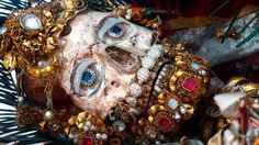 Heavenly Bodies Cult Treasures and Spectacular Saints from the Catacombs  By Paul Koudounaris  image