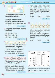 479 Heyecan Verici 2 Sınıf Matematik Görüntüsü Learning