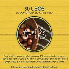 Uso del Karité #48 Un SPA en casa! #karite #karitepretegeconamor #historiasloccitane #loccitane #tips