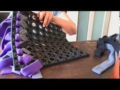 Instructie knopen snuffelmat ForSmartDogs - YouTube