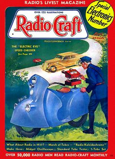 1937 ... radio's livest magazine! | Flickr - Photo Sharing!