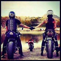 Vida en moto