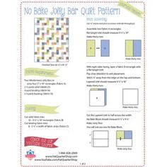 Looking for free quilt patterns and tutorials for beginners to inspire you and help you get started? Choose from hundreds of different free patterns from Fat Quarter Shop. Browse our most recent patterns today! Patchwork Quilt Patterns, Beginner Quilt Patterns, Quilting For Beginners, Quilt Block Patterns, Quilting Tutorials, Pattern Blocks, Quilt Blocks, Pdf Patterns, Quilting Fabric