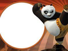 Marco de Foto Kung Fu Panda 6