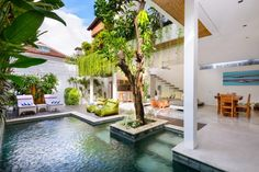 Located in fashionable Seminyak, Villa Ace is new villa Bali for rent, The 2 bedroom villa is perfect choice as your accommodation while holiday in Bali.