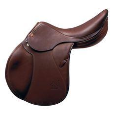 Prestige Paris D Jump Saddle -- #saddles #EnglishSaddles