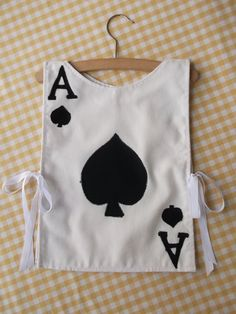RESERVED Playing Card Kid's Fancy Dress Costume par TootsAndMe, €24.99