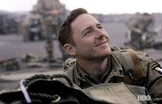 Scott Grimes as Sgt. Donald Malarkey in Band of Brothers