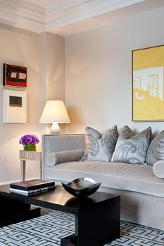 Eric Cohler Design: Living Space #interior #design #nyc #living #space #EricCohler #art #style #project