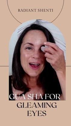Gua Sha Massage, Gua Sha Facial, Under Eye Bags, Facial Massage, Healthy Skin Care, Face Hair, Skin Tightening, Acupressure, Glowing Skin