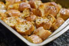"""Here's What To Do With Stale Krispy Kremes I """"Don't trash those dried out doughnuts. Upcycle them into a cozy warm dessert instead. This recipe shows you how. Stale Donut Recipe, Leftover Donut Recipe, Old Donuts Recipe, Doughnut Bread Pudding Recipe, Donut Recipes, Pudding Recipes, Cooking Recipes, Bread Puddings, Bread Recipes"""