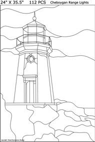 24 Best Mosaic / Stained Glass Lighthouses images