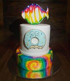 Phish Cake Phish Eat Cake Cake Designs