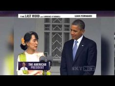 Moving report on Obama's visit to Burma (Myanmar)