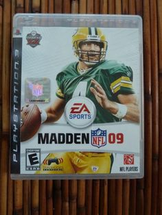 #NFL Madden 09 #PS3 Complete with Manual Video Game Never Played #playstation3 #football #videogames