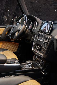 Mercedes-Benz G-Class - G65 AMG