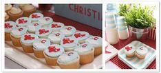 cute cupcake idea #aeroplaneparty
