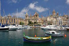 Citta Vittoriosa, Malta