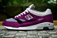 Men's And Women's New Balance 1500 Running Shoes M1500PSW Made UK Retro Lovers violet|only US$75.00 - follow me to pick up couopons.