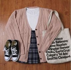 Korean Fashion Trends, Korean Street Fashion, Korea Fashion, India Fashion, Japan Fashion, Cute Casual Outfits, Fall Outfits, Fashion Outfits, Fashion Sets