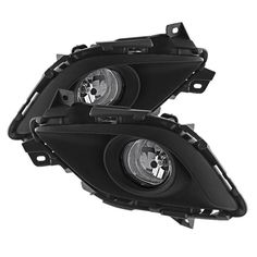 ( Spyder ) Mazda 6 2014+ OEM Fog Light w/Switch- Clear