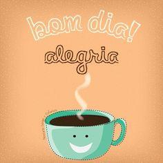Tenha um dia perfeito! #bomdia #carinho