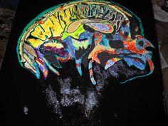 my version of an MRI image