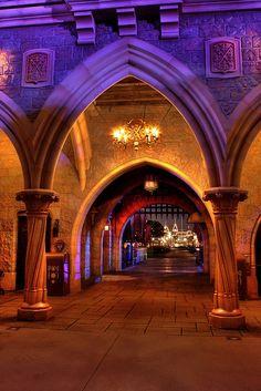 Sleeping Beauty Castle. Photo by #MichaelGreening