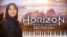 Horizon Zero Dawn piano cover out! epic OST for an epic game. The Main Theme is still ringing in my ears. Horizon Zero Dawn, Piano Cover, Main Theme, Epic Games, Maine, Music, Movie Posters, Musica, Musik